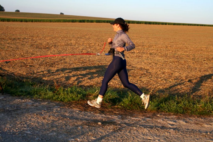 Jogging Begleitung